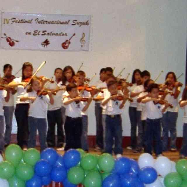 El Salvador Festival February 2007