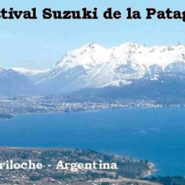 First International Suzuki Festival in Patagonia