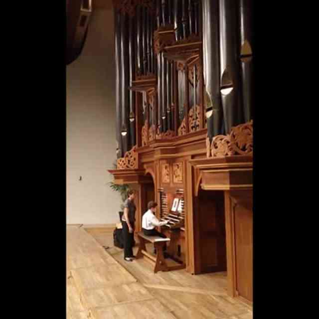 Buxtehude Organ Prelude