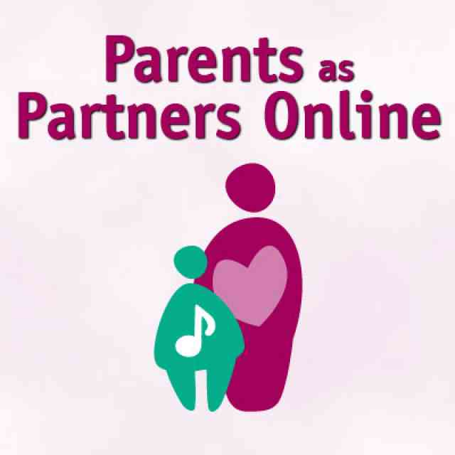 Parents As Partners Registration