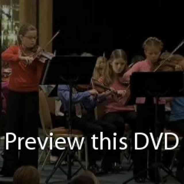 2006 SYOA and Flute Ensemble Concert Preview Clip