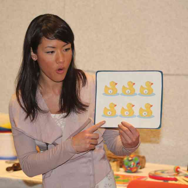 Pictures from Suzuki Early Childhood Education Baby Class in Austin, Texas, January 2012
