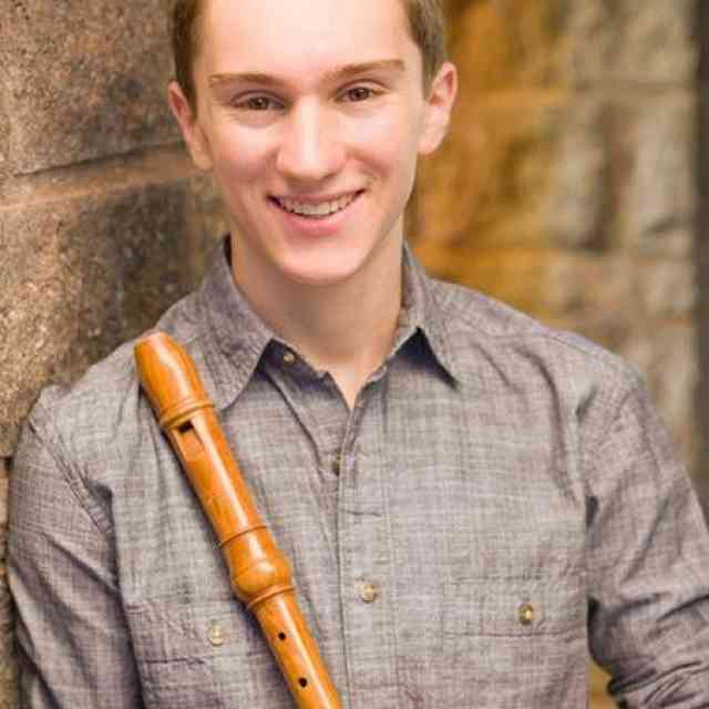 Suzuki Recorder Student Named as a 2012 US Presidential Scholars in the Arts