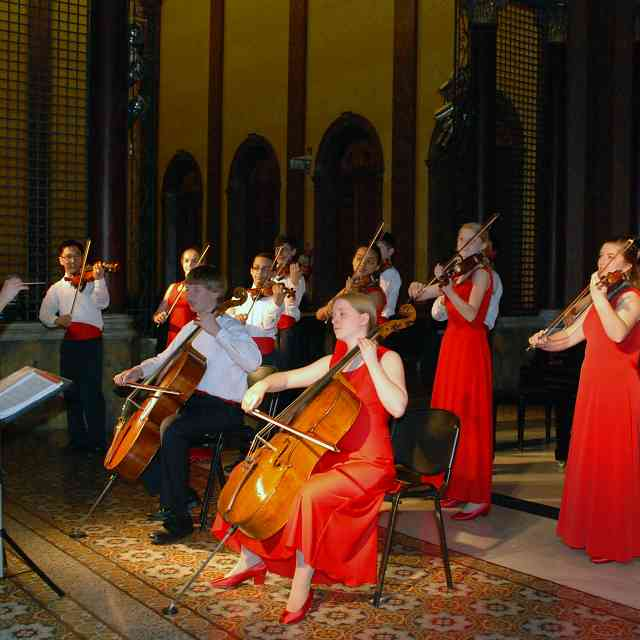 Buffalo Suzuki Strings in Argentina A Musical Transformation