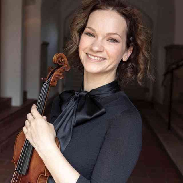 Alfred Music Releases New Suzuki Violin Recordings by Hilary Hahn