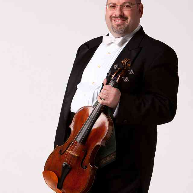 Michael Strauss Viola Book 8 Recording Artist Appointed to Oberlin Faculty