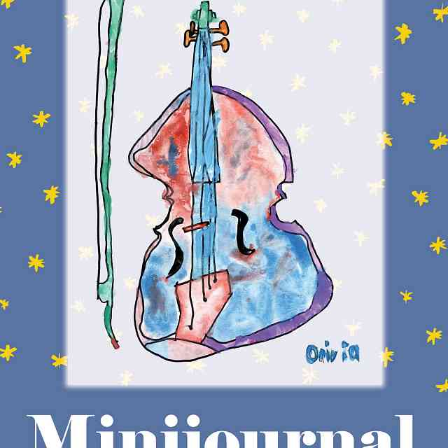 2019 Minijournal Cover Contest Winners