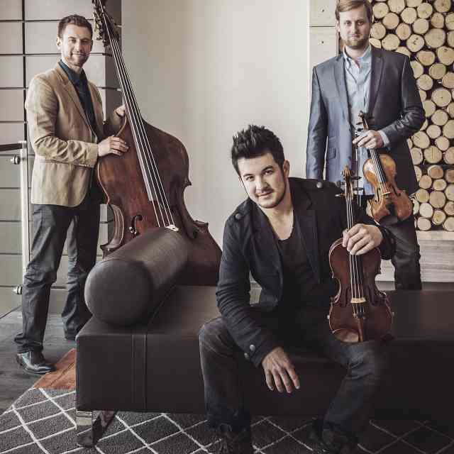 Time for Three in Concert: March 25