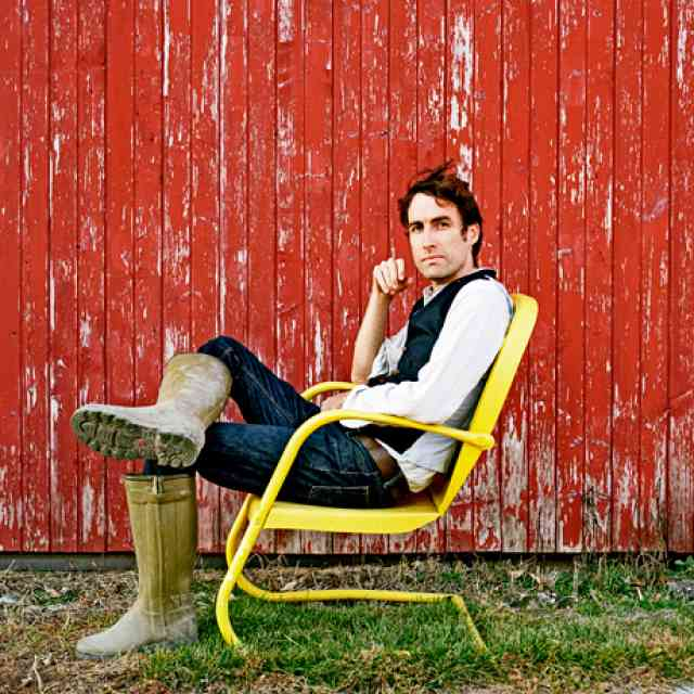UnfrettedUnfettered The Evolution of Andrew Bird