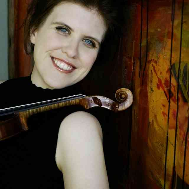 Minnesota Orchestra names Erin Keefe former Suzuki student as new concertmaster