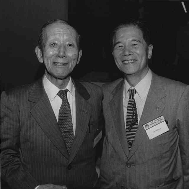 In Memoriam Dr Masaaki Honda