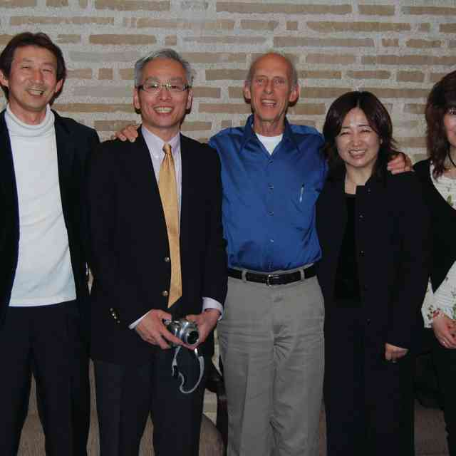 Rodney's Fabulous Adventure: Honoring Dr. Suzuki in Japan