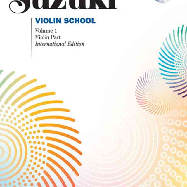Hilary Hahn Suzuki Violin Recordings