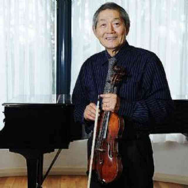Yasuki Nakamura Honoured for Service to Music