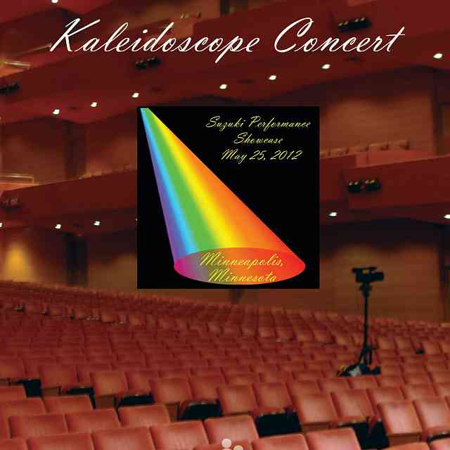 PreOrder Your Kaleidoscope Concert DVD