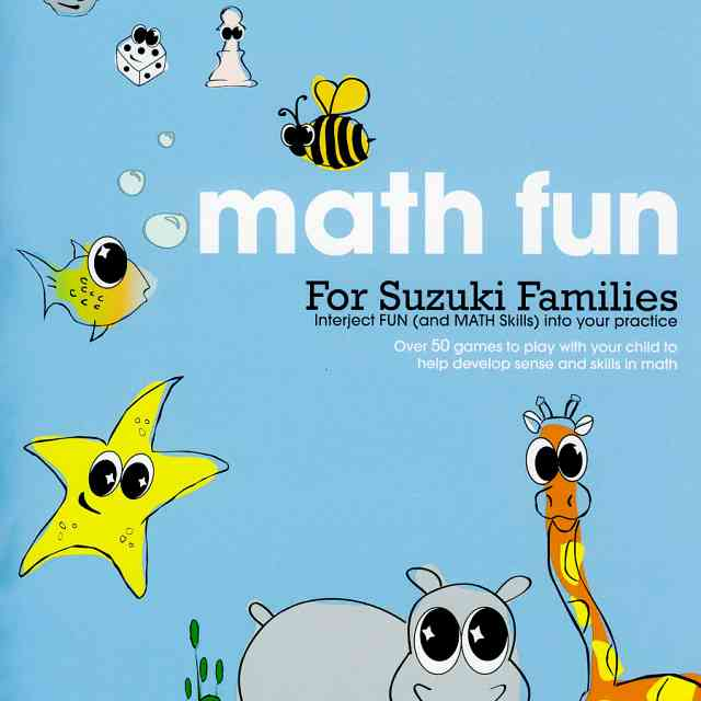 Math Fun for Suzuki Families
