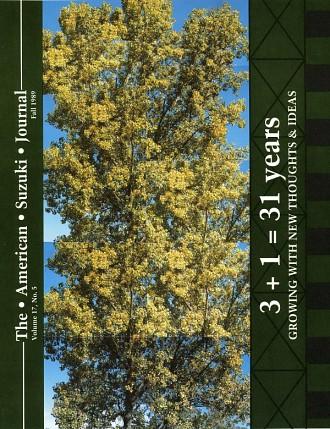 American Suzuki Journal 17.5