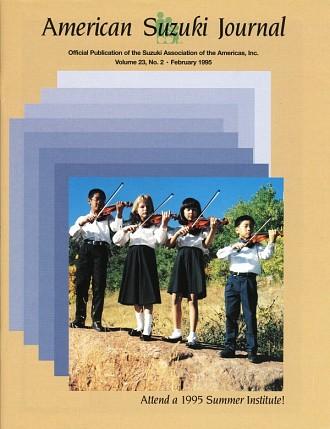 American Suzuki Journal 23.2