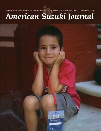 American Suzuki Journal 34.1