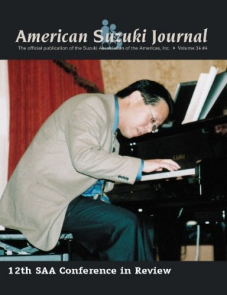 American Suzuki Journal 34.4