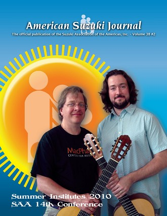 American Suzuki Journal 38.2
