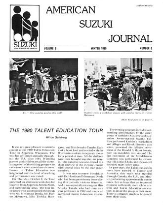 American Suzuki Journal 8.6