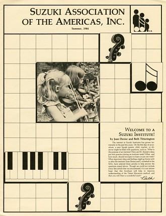 Minijournal 1984
