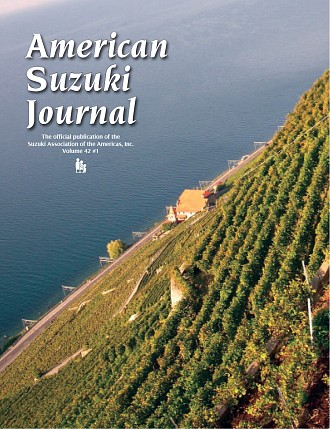 American Suzuki Journal 42.1