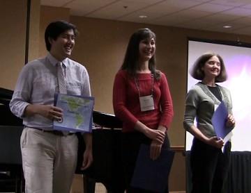 2012 Certificate of Achievement Recipients