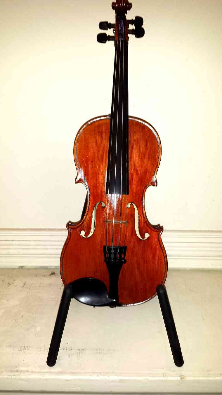 Violin Auction Corrected