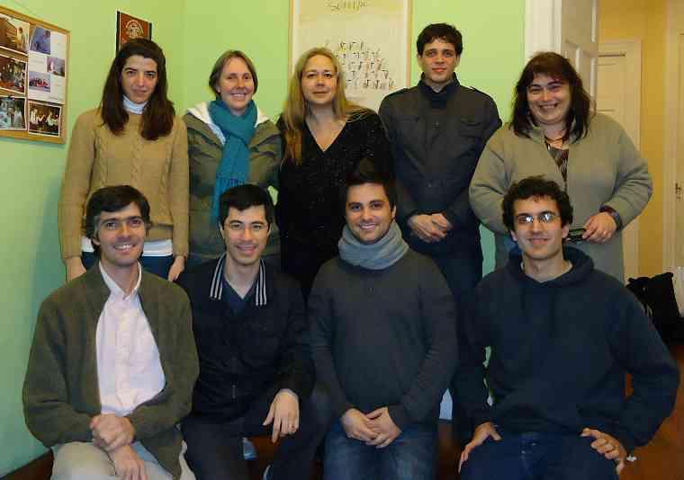 Violin Unit 5 class in Buenos Aires, Argentina