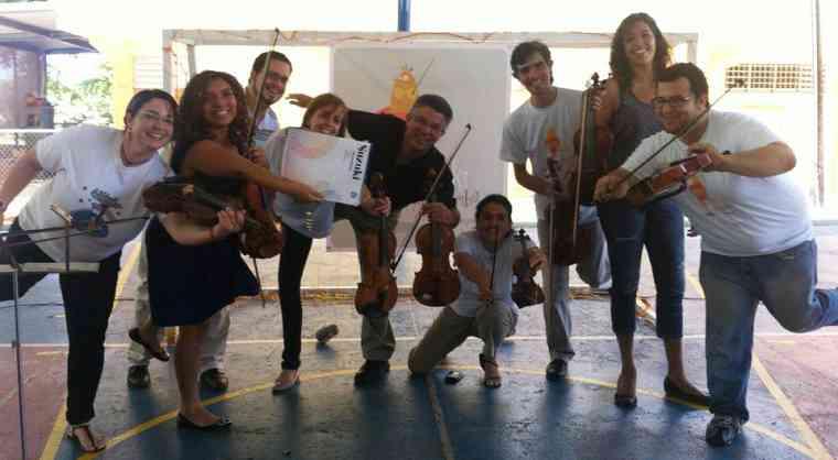 Violin Unit 4 teachers in Puerto Rico