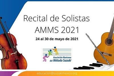 Recital de Solistas AMMS 2021