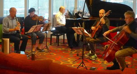 Canadian News Winter 2019—Gryphon Trio