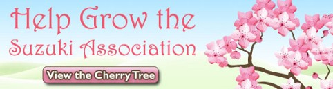 Help Grow the SAA—Cherry Tree