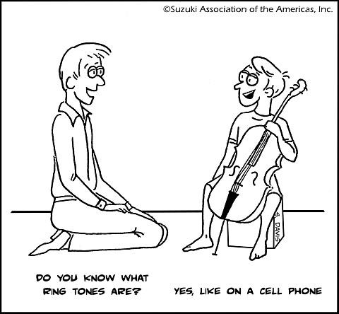 Ringtones Cartoon