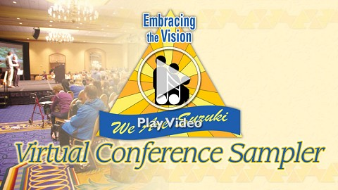 Virtual Conference Sampler Promo Video