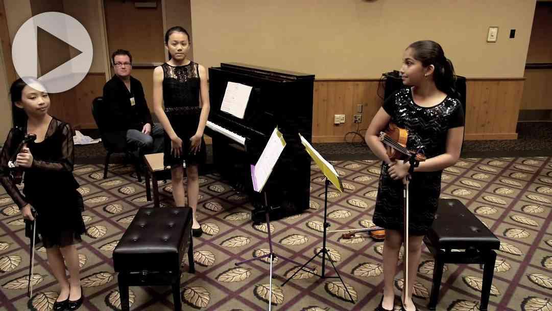 Preformed Piano Trio