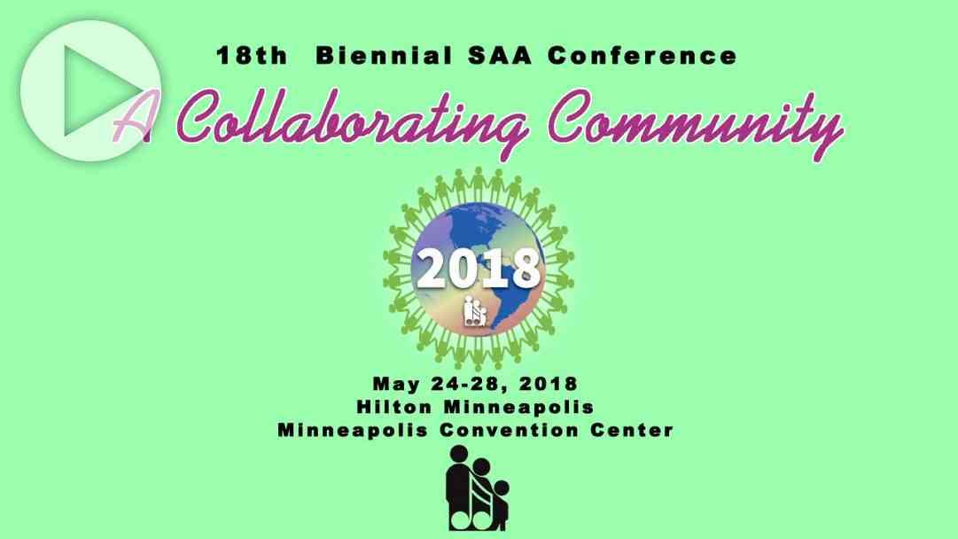 SYOA 1, SYOA 2, SYASE—SAA Conference 2018