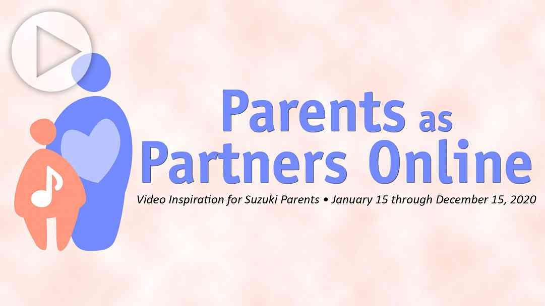 2020 Parents as Partners Trailer