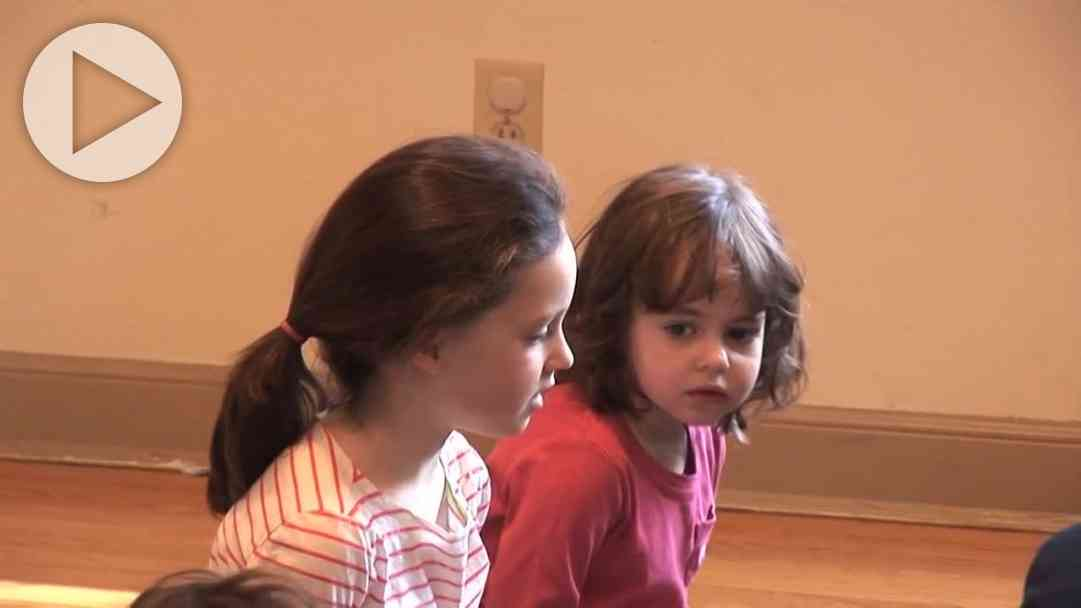 Building the Foundation for a Lifetime: Suzuki Method for Early Childhood Education—Clips