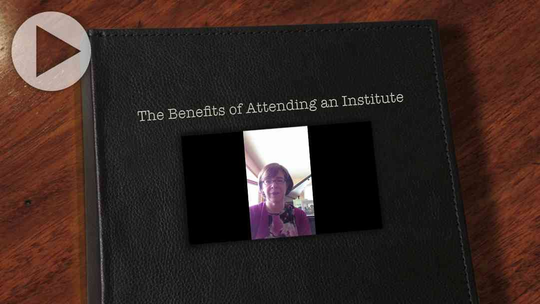 The Benefits of Attending Institutes: Student Perspective