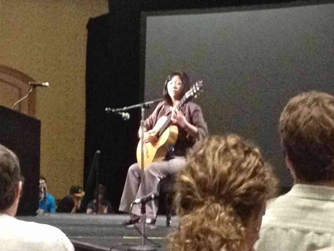 Clinician's Concert—Connie Sheu, Guitar