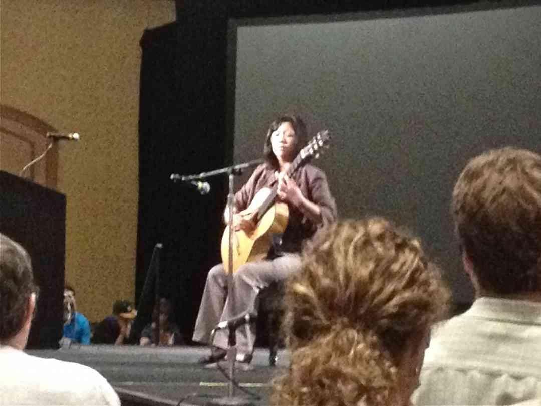 Clinician's Concert—Connie Sheu, Guitar