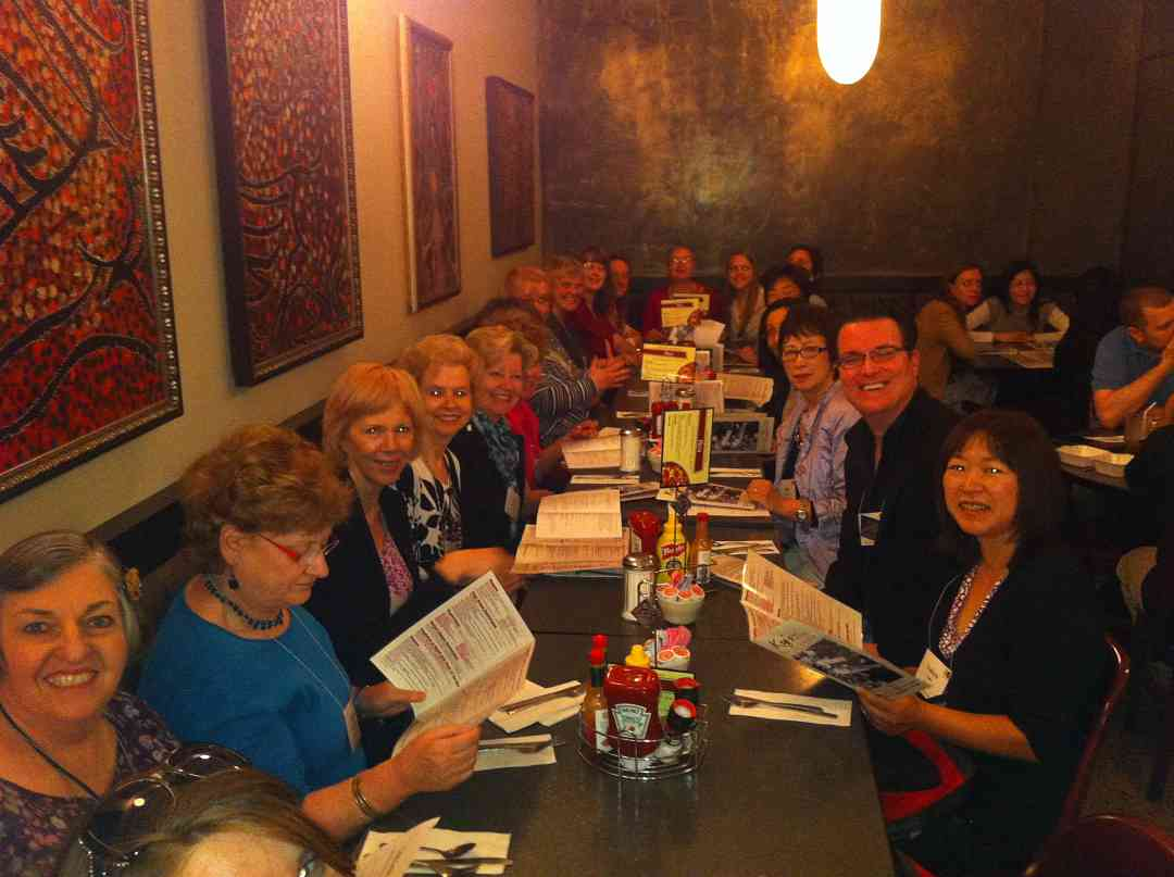 Pianist Lunch for Newcomers at Key's at Foshay