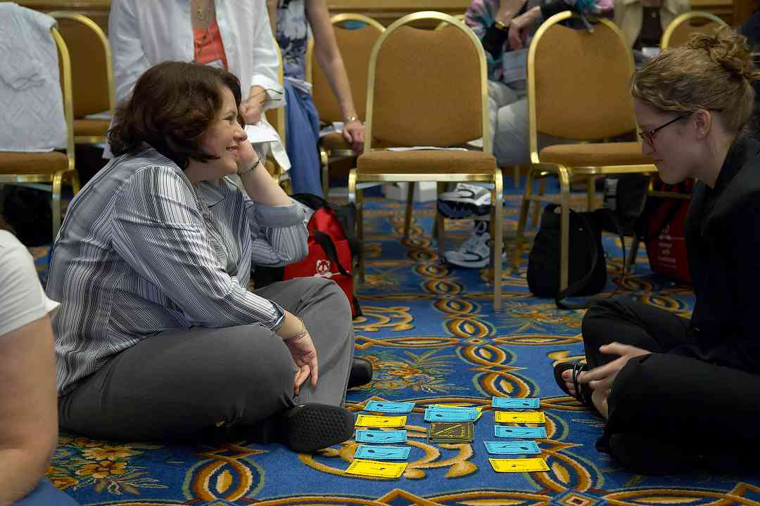 Music Mind Games session at the 2006 SAA Conference