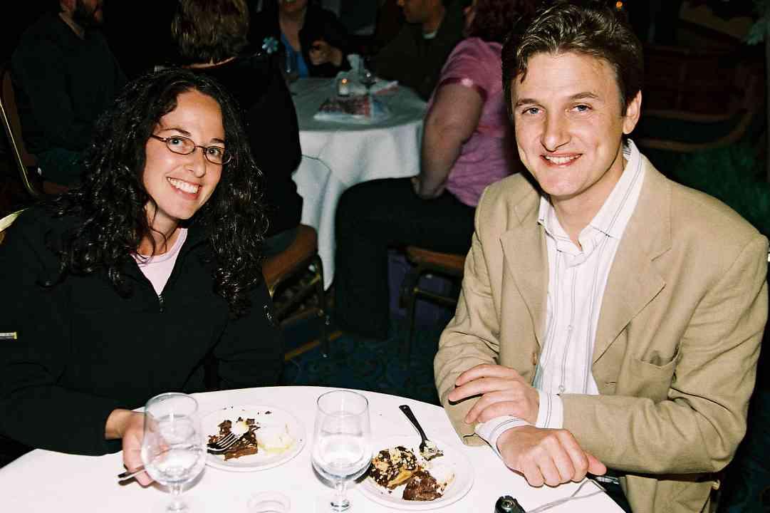 Vanessa Vari and Fernando Piñero