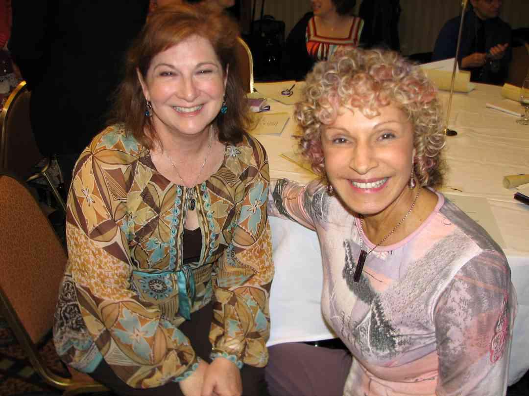 Diana Galindo and Nehama Patkin.
