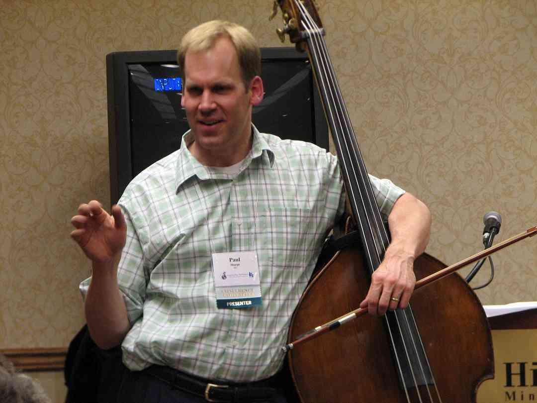 Paul Sharpe