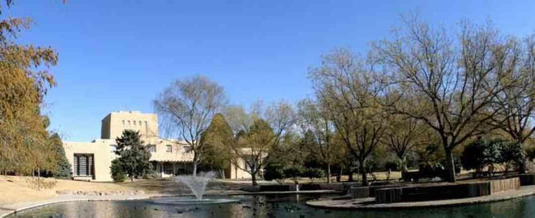 University of New Mexico in Albuquerque